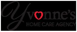 Yvonnes Home Care Agency Logo